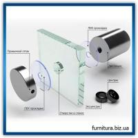 Дистанція 10 мм для коннектора діаметром 40 мм