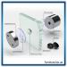 Дистанция 30 мм для коннектора диаметром 40 мм