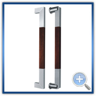 Ручка для скляних дверей