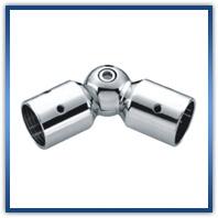 Соединитель труба-труба регулируемый