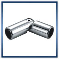 З'єднувач труба-труба кутовий регулюємий